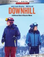 Cover image for Downhill [videorecording (Blu-ray)]