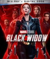Cover image for Black Widow [videorecording (Blu-ray)]