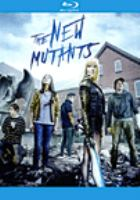 Cover image for The New Mutants [videorecording (Blu-ray)]
