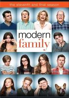 Cover image for Modern family. The eleventh and final season [videorecording (DVD)].