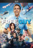 Cover image for Free guy [videorecording (DVD)]