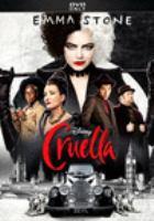 Cover image for Cruella [videorecording (DVD)]