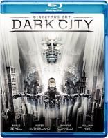 Cover image for Dark city [videorecording (Blu-ray)]
