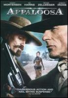 Cover image for Appaloosa [videorecording (DVD)]