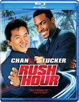 Cover image for Rush hour [videorecording (Blu-ray)]