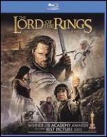 Cover image for The lord of the rings. The return of the king [videorecording (Blu-ray)]
