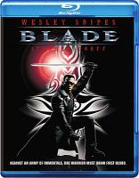 Cover image for Blade [videorecording (Blu-ray)]
