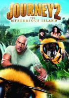 Cover image for Journey 2 [videorecording (DVD)] : the mysterious island