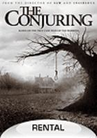 Cover image for The conjuring [videorecording (DVD)]