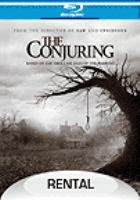 Cover image for The conjuring  [videorecording (Blu-ray)]