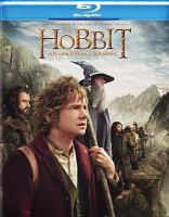 Cover image for The Hobbit [videorecording (Blu-ray)] : an unexpected journey