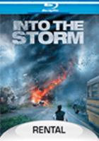 Cover image for Into the storm [videorecording (Blu-ray)]
