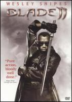 Cover image for Blade II [videorecording (DVD)]