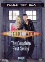 Cover image for Doctor Who. The complete first series [videorecording (DVD)]