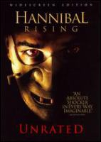 Cover image for Hannibal rising [videorecording (DVD)]