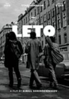 Cover image for Leto = [videorecording (DVD)] : Summer