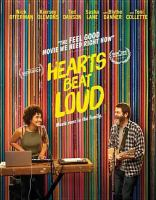 Cover image for Hearts beat loud [videorecording (Blu-ray)]
