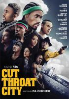 Cover image for Cut throat city [videorecording (DVD)]