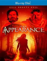 Cover image for The appearance [videorecording (Blu-ray)]