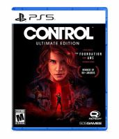 Cover image for Control [electronic resource (video game)]
