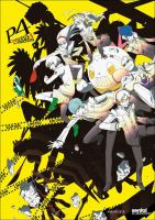 Cover image for Persona 4 [videorecording (DVD)] : the animation. [Complete collection]