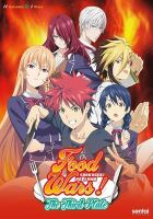 Cover image for Food wars! : Shokugeki no Soma. The third plate  [videorecording (DVD)]