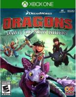 Cover image for Dragons: Dawn of the New Riders.