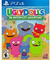 Cover image for UglyDolls [electronic resource (video game)] : an imperfect adventure