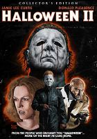 Cover image for Halloween II [videorecording (DVD)]