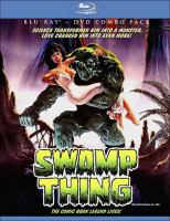 Cover image for Swamp thing [videorecording (Blu-ray)]