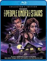 Cover image for The people under the stairs [videorecording (Blu-ray)]