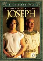 Cover image for The Bible stories. Joseph [videorecording (DVD)].