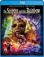 Cover image for The serpent and the rainbow [videorecording (Blu-ray)]