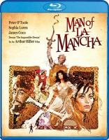 Cover image for Man of La Mancha [videorecording (Blu-ray)]