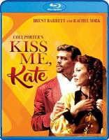 Cover image for Kiss me, Kate [videorecording (Blu-ray)]