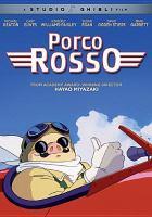 Cover image for Porco rosso [videorecording (DVD)]