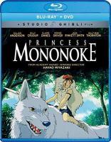 Cover image for Princess Mononoke [videorecording (Blu-ray)]