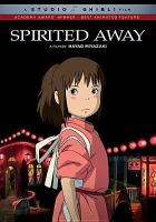 Cover image for Spirited away [videorecording (DVD)]