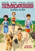 Cover image for The boxcar children. Surprise Island [videorecording (DVD)]