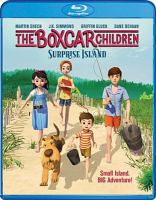 Cover image for The boxcar children. Surprise Island [videorecording (Blu-ray)]