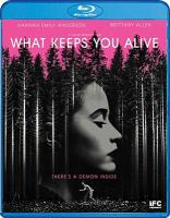 Cover image for What keeps you alive [videorecording (Blu-ray)]