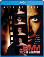 Cover image for 8MM [videorecording (Blu-ray)] : eight millimeter
