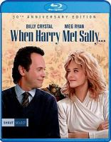 Cover image for When Harry met Sally... [videorecording (Blu-ray)]
