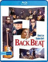 Cover image for Backbeat [videorecording (Blu-ray)]