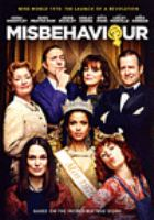 Cover image for Misbehaviour [videorecording (DVD)]