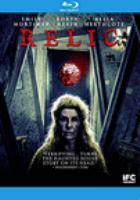 Cover image for Relic [videorecording (Blu-ray)]