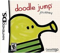 Cover image for Doodle jump journey [electronic resource (video game)].