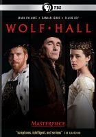 Cover image for Wolf Hall [videorecording (DVD)]