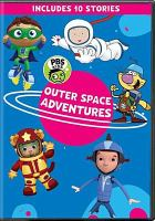 Cover image for Outer space adventures [videorecording (DVD)]