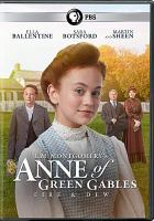 Cover image for L.M. Montgomery's Anne of Green Gables. Fire & dew [videorecording (DVD)]